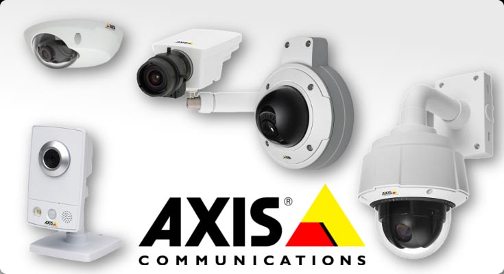 Axis videovigilancia