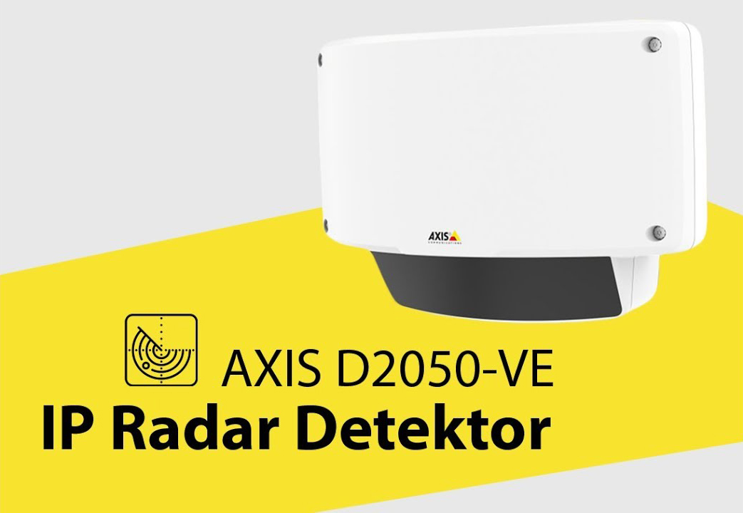Axis, detección por radar