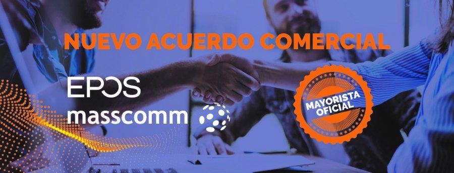 Nuevo acuerdo Masscomm - EPOS