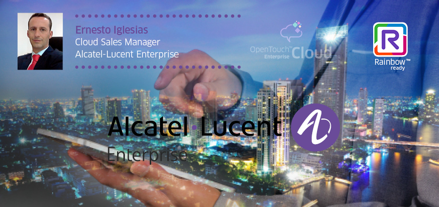 Ernesto Iglesias Rainbow Alcatel Lucent Enterprise