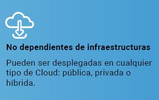 infraestructuras global cloud factory