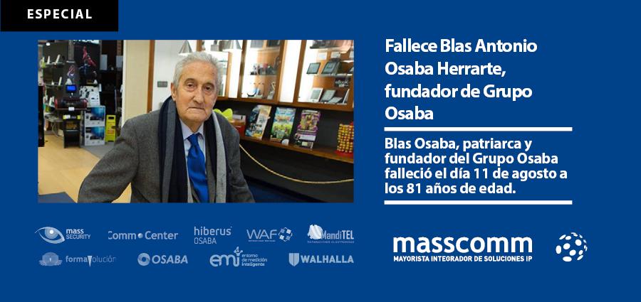 Blas Antonio Osaba Herrarte