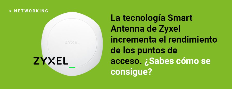 Smart Antenna Zyxel