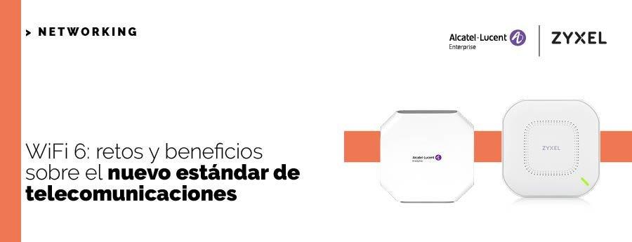 WiFi 6: retos y beneficios sobre el nuevo estándar de telecomunicaciones