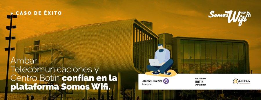 Centro Botín Somos Wifi
