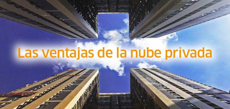 ventajas nube privada