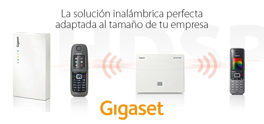 gigaset DECT-IP de Gigaset pro