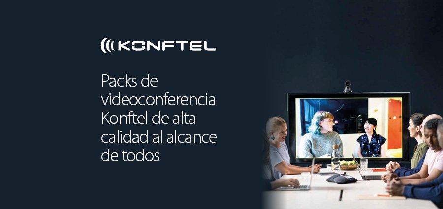 konftel videoconferencia novedades