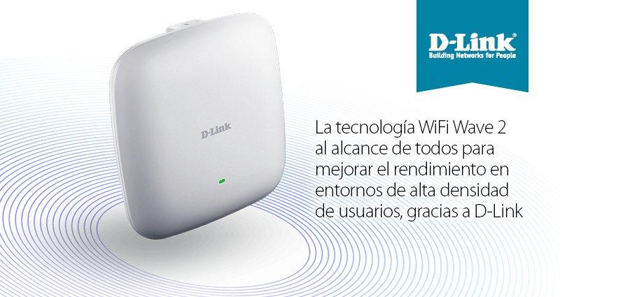 D-Link Wifi Wave 2