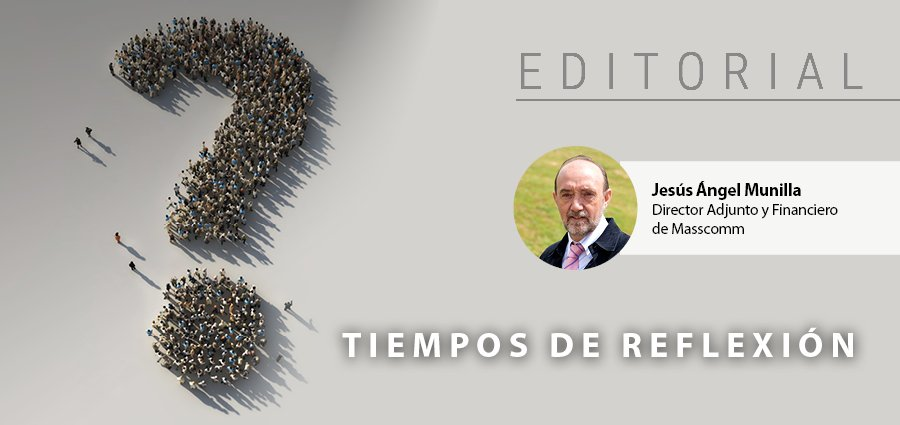 editorial reflexion Jesús Angel