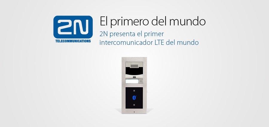 2n Intercomunicador LTE