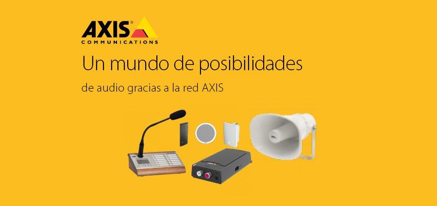 AXIS, audio