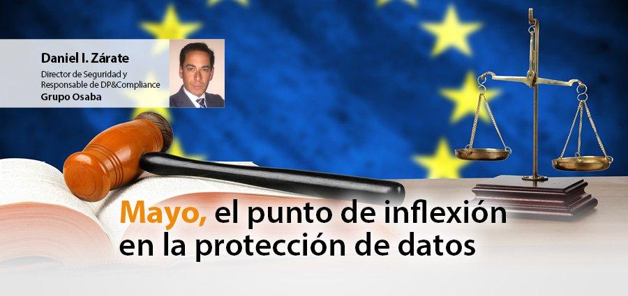 GDPR, Protección datos,