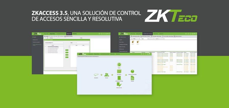 ZKteco, seguridad, control de acceso