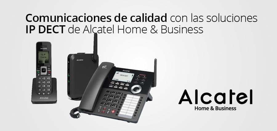 Comunicaciones de calidad Alcatel