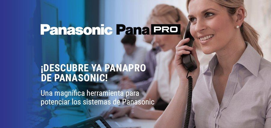 PanaPro Panasonic