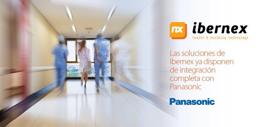 Ibernex Panasonic Masscomm