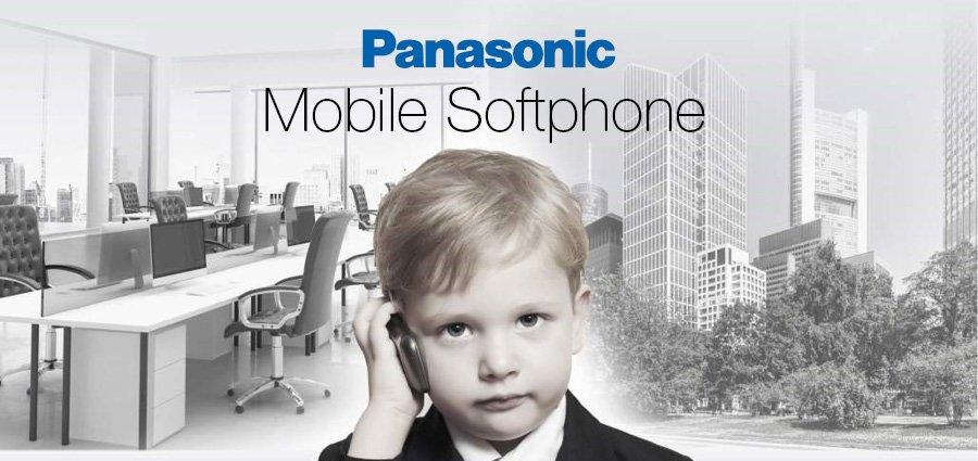 PANASONIC Mobile Softphone