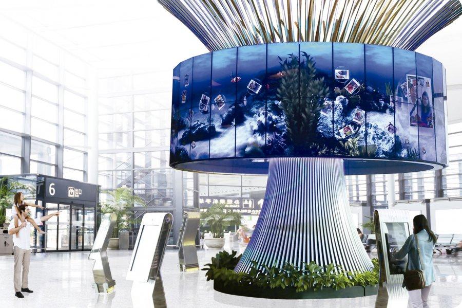 El marco más fino de las pantallas Vídeo Wall de LG | Masscomm