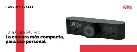 Laia Cute PC Pro La cámara más compacta, para uso personal