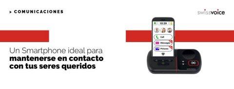 Un Smartphone ideal para mantenerse en contacto con tus seres queridos