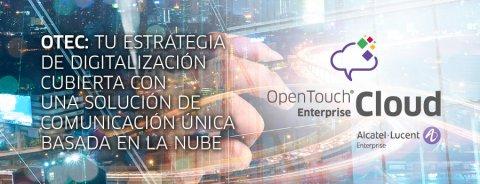 OTEC: Estrategia de digitalización basada en la nube
