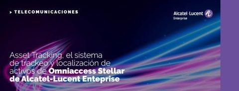 Asset Tracking, el sistema de trackeo y localización de activos de Omniaccess Stellar de Alcatel-Lucent Enteprise
