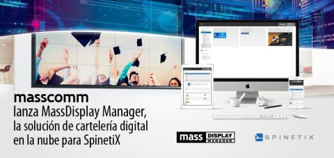 Massdisplay Manager Masscomm