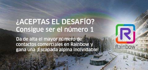 Rainbow. ¿ Aceptas el desafio?