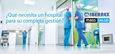 ¿ Que necesita un hospital, para su gestión completa?