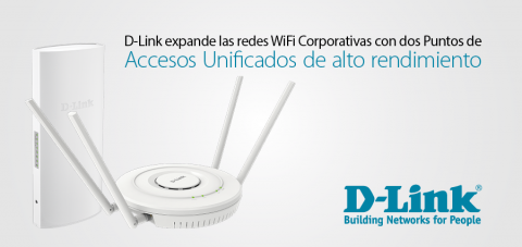 D-Link AP nuevos wifi