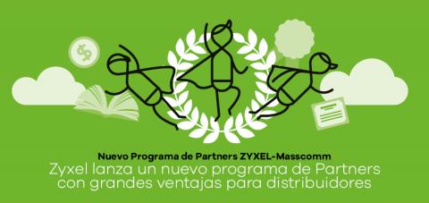 Zyxel nuevo programa partners