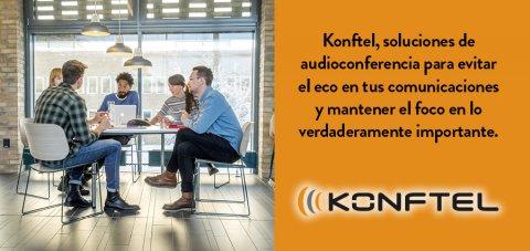 konftel, telecomunicaciones, audio conferencia, masscomm,