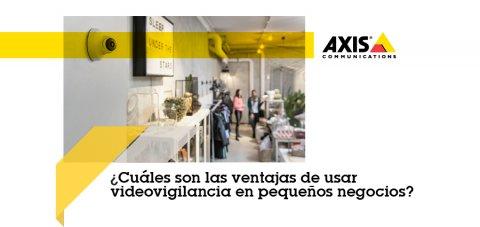 Axis soluciones de videovigilancia