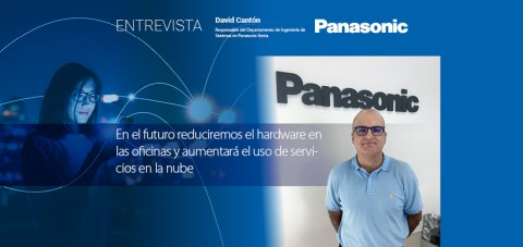 David Cantón Pnaasonic