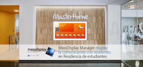 masterhome massdisplay masscomm