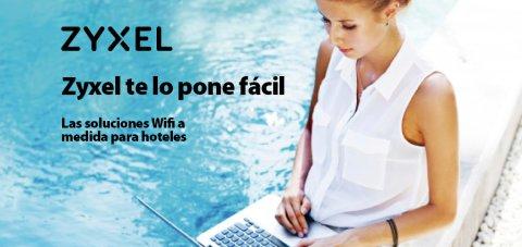 Zyxel, Hotel, wifi