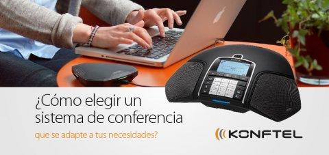 Konftel audioconferencia