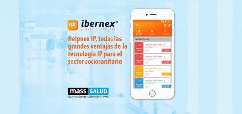 Helpnex Ibernex Masscomm sociosanitario