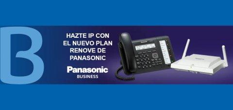 Panasonic, Masscomm, IP