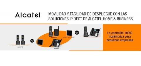 soluciones IP Dect Alcatel