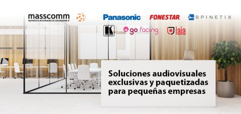 Audiovisuales Masscomm