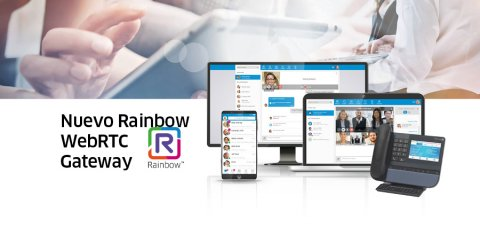 Rainbow, Alcatel-Lucent Enterprise