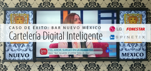 Caso de Exito Carteleria Digital