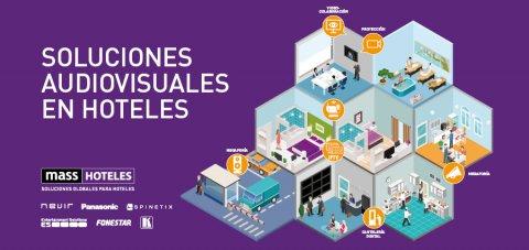 Caso audiovisuales en hoteles