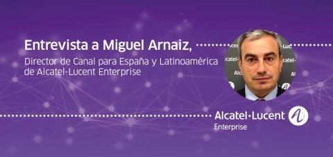 Miguel Arnaiz, entrevista Alcatel-Lucent Massnews