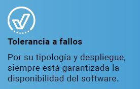 tolerancia a fallos global cloud factory